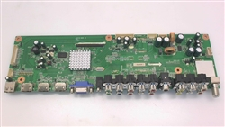 ELEMENT TV Model ELGFW551 Main Audio Video HDMI Tuner Board Part Number 1106H0851