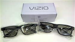 Vizio TV Model E3D320VX 3D Glasses, 2-Pack 1625-1200-8371