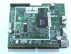 Sanyo TV Model DP42740 Main Digital Board 1LG4B10Y06900.J4HF