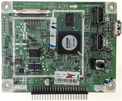 Sanyo TV Model FVM5082 Main Digital Audio Video HDMI Board Part Number 1LG4B10Y105B0-Z6WF