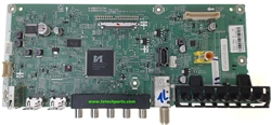Sanyo Model DP42D23 Main Audio Video HDMI Tuner Board Part Number 1LG4B10Y117A0 Z7LH