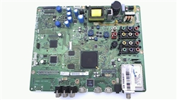 MAGNAVOX TV Model 52PFL7422D/37 Main Board Part Number 310432853762