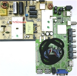 33H0341A Main video/power supply board for Seiki SE39FT11