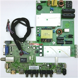 33H0349 Board kit for Westinghouse TV model DW39F1Y1