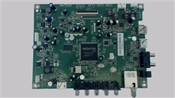 Vizio TV Model E320-A0 Main Audio Video Board Part Number 3632-2412-0395