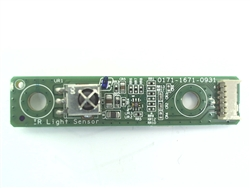 Vizio TV Model E421VO IR Sensor Board Part Number 3642-0242-0189