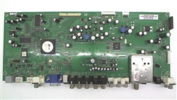 Vizio TV Model VW42L-HDTV10A Main Board Part number 3642-0262-0150