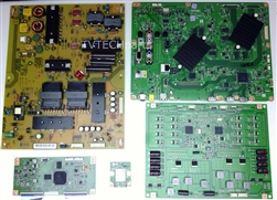 75040183, 431C7H51L11 Complete board kit for Toshiba 58L8400U