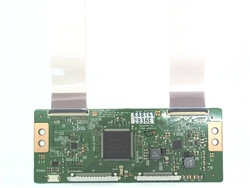 Panasonic LED TV Model TC-L55ET5 T-Con Board Part Number 6871L-2836E