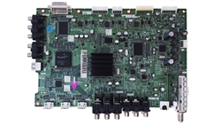 Mitsubishi TV Model WD60737 Main Digital Board Part Number 934C328001