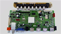Sceptre TV Model X325BV-FHD Main Board Part Number A12092126
