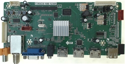 Proscan/RCA LED TV Model PLED4274A Main Audio Video Board Part Number A12092313