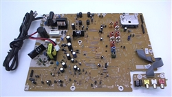 SYLVANIA TV Model LC320SL1 Power Supply Tuner Board Part Number A91F3MPW