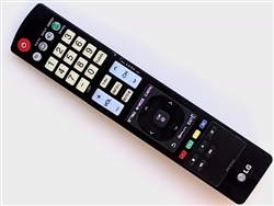 LG TV model  60PA6550 Remote Control AKB73615337