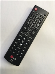 AKB73975711 Remote Control for LG Televisions