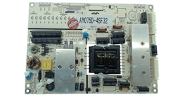 oCOSMO TV Model CE3201-H3LE4 Power Supply Board Part Number AY1251A
