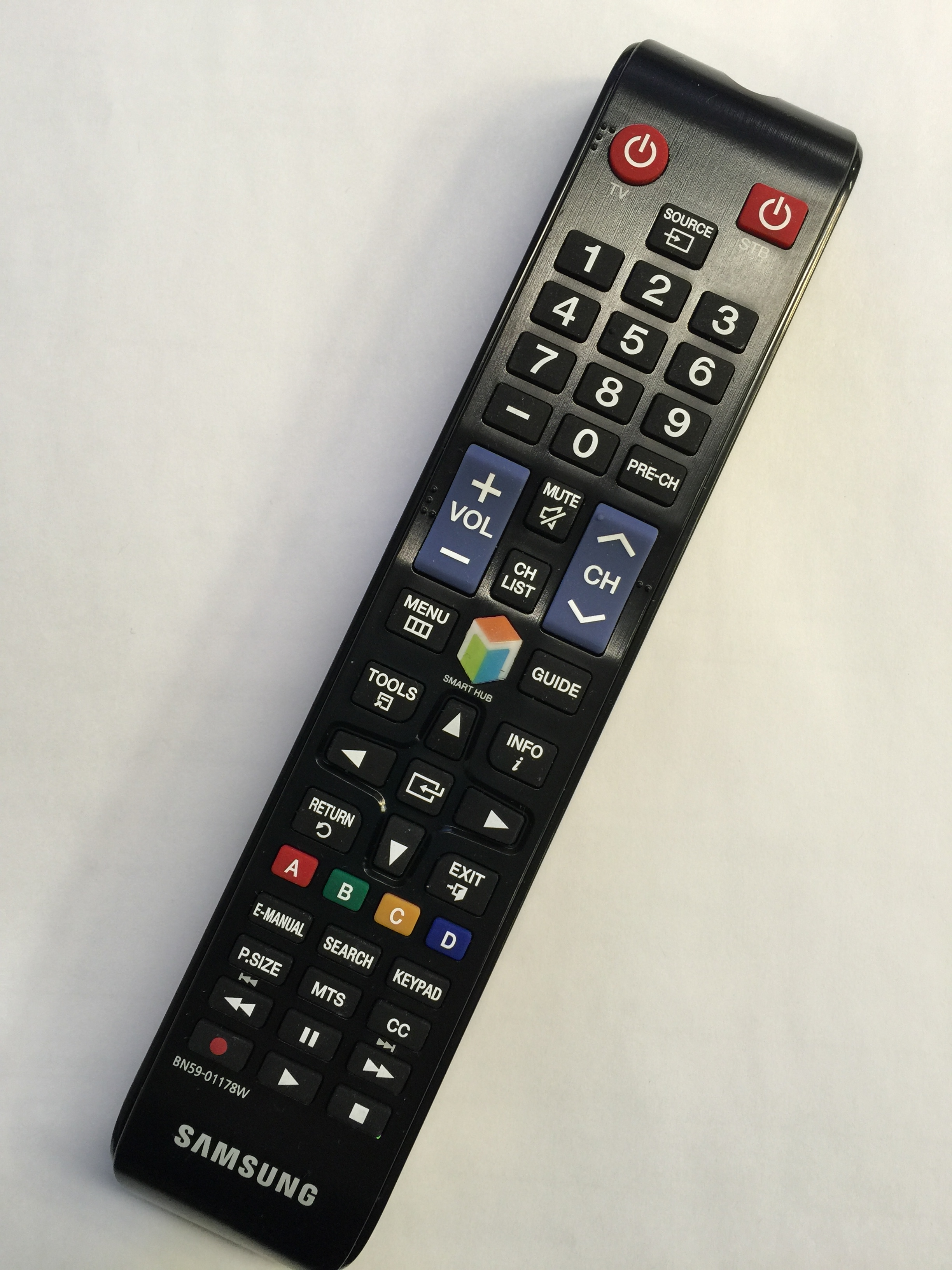 how to connect remote to tv samsung