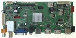 Sceptre TV Model X409BV-FHD Main Audio Video Board Part Number C12110027