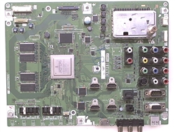 SHARP TV Model LC-C5255U Main Audio Video Board Part Number DUNTKE716FM01S
