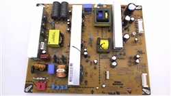 LG TV Model 42PA4500-UA power Supply Board Part number EAY62609601