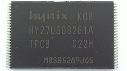 HY27US08281A NAND Flash Memory IC 128Mbit