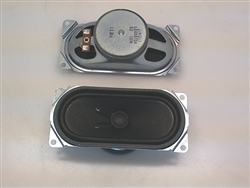 SANYO Television Model DP26640-06 Speaker Kit Part Number LBB08704