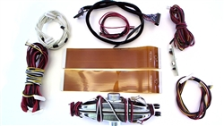 Westinghouse TV Model VR-6025Z Complete Wire Kit, LVDS Cable & Speakers Part Number ME513WJ