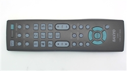 SANYO TV model DP42740 Remote Control Part number S1108221