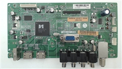 Sansui TV Model SLE2900I Main Board Part Number T.MS3391.95B