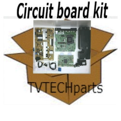 BN94-07845BKIT Samsung UN55H6350A Complete board kit for version UH02