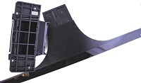 BN96-35978A Samsung TV stand for models UN48JU6500F, UN50JU6500F