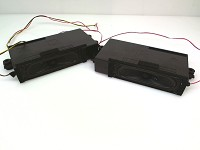 Vizio TV Model E500i-A0 Speaker Set 0335-1006-9560