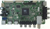 Westinghouse TV Model DW46F1Y1 Main Audio Video HDMI Tuner Input Board Part Number 1.80.37.00002