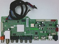 52RE010C878LNA0-A1 Main board for RCA LED52B45RQ
