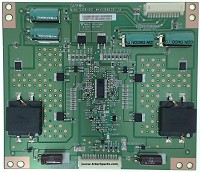Sanyo TV Model DP55D33 LED Driver Board Part Number 55.55T11.D01