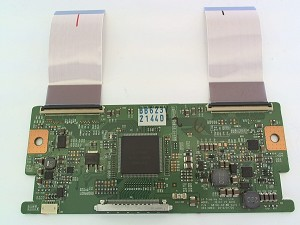 LG TV Model 47CM565-UB T-Con Board Part Number 6871L-2144D