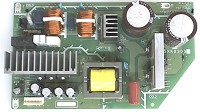 PANASONIC PT-61LCZ7 Power Supply Board Part Number LSXK0303
