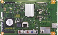 TNPH1046UA Panasonic video board for TV model TC-P42S60