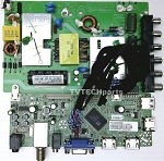 43T0648 Main board for Westinghouse DW39F1Y1 Version TW-75310-A039A