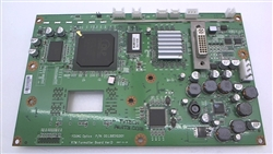 MITSUBISHI TV Model WD60735 Formatter Board Part Number 00.L8851G001