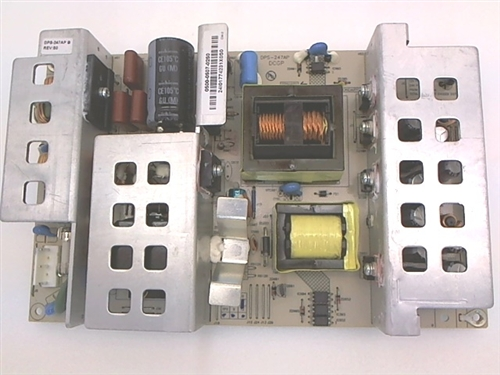 0500-0507-0250 Vizio power supply for TV model  VW37LHDTV10A