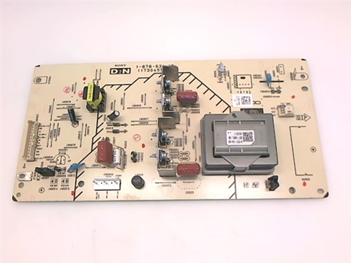 1-1663-190-E INVERTER DRIVE BOARD SONY KDL-46W5150