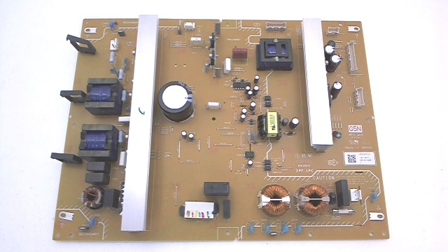 SONY TV Model KDL-52V5100 Power Supply Board Part Number 1-487-340-11