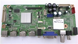 1204H0713A Main Digital Board SEIKI SE401GS