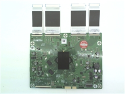 Panasonic LED TV Model TC-L55WT50 T-Con Board Part Number 19-100369