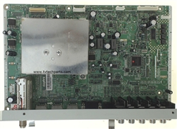 Sanyo TV Model DP42840 Main Audio Video HDMI Tuner Input Board Part Number 1AA4B10N22900-N7AFF