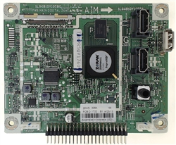 Sanyo TV Model DP50843 Main Audio Video HDMI Input Board Part Number 1LG4B10Y105B0 Z6WS