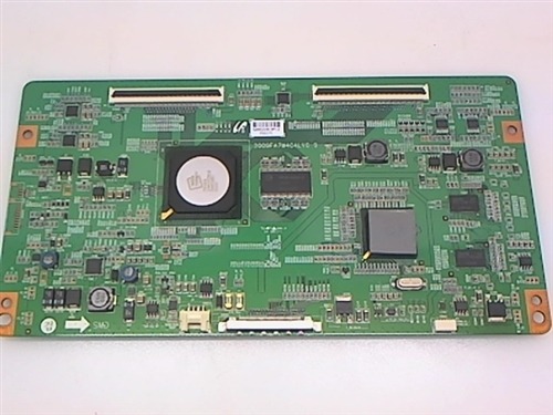SAMSUNG TV Model LN46B650T1FXZA T-Con Board Part Number 2009FA7M4C4LV0.9