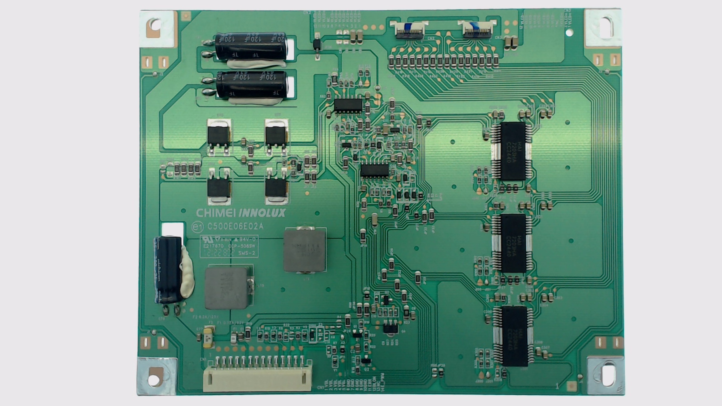 Panasonic TV Model TC-L50E60E LED Driver Board Part Number 27-D083863