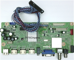 28H1526A Main audio video board for Seiki SC402GS